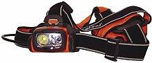 Energizer enatex–(Headband Flashlight Taschenlampe, LED, AA, Rot)