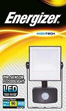 Energizer S10928 LED-Flutlicht, mit Sensor, Schwarz