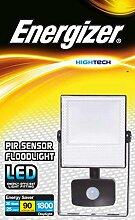Energizer S10930 LED-Flutlicht, mit Sensor, Schwarz
