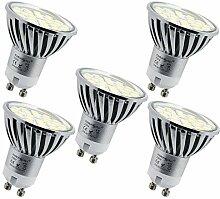 Energmix 5x GU10 LED Lampe 4W 400 lm - LED Spot