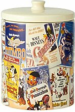 Enesco 6001023 Keramik Classic Disney Filmposter