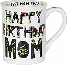 Enesco 6003673 Our Name is Mud Happy Birthday Mom