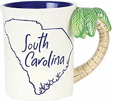 Enesco 6004983 Our Name is Mud South Carolina