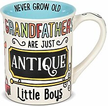 Enesco 6006405 Our Name is Mud Grandfathers