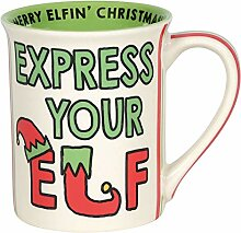 ENESCO 6006772 Our Name is Mud Holiday Express