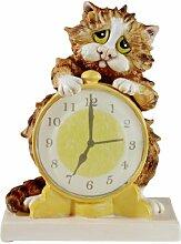 ENESCO Comic & Crispus Cats Figur Morning Call