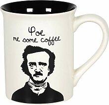 Enesco Kaffeebecher Giß mir Kaffee ein (Poe Me