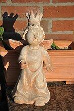 Engel aus Terracotta,niedliche Weihnachtsdekoration,46cm hoch