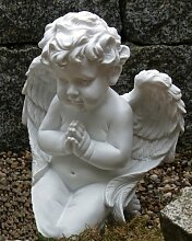Engel betend COSIMA Angel Gartenengel Grabschmuck