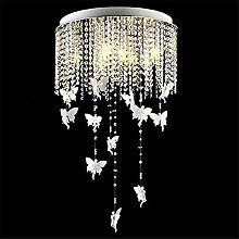 Engel kreative moderne Kristall Kronleuchter Lampe