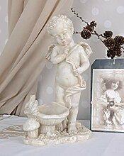 Engelfigur Amor mit Bogen Dekoration PALAZZO