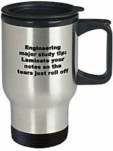 Engineering Major Thermobecher für