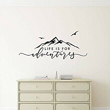 Englisch berg home kunstwand diy dekoration