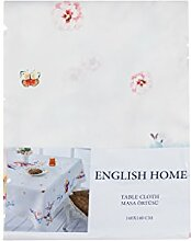 English Home Parrot Paradise Tischdecke 140x140