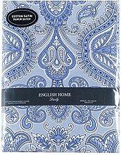 English Home Pure Paisley Bettdecke Bettwäsche,