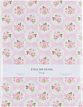 English Home Rosy Rose Bettdecke 200x220 cm