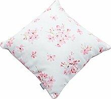 English Home Sakura 40x40 cm Rosa-Weiß