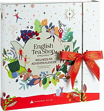English Tea Shop BIO Teebuch Adventskalender mit