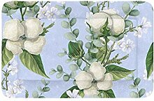 Enhusk Reine Baumwolle Blumenstrauß Extra Große