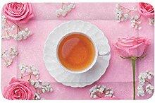Enhusk Täglichen Kunst Schwarzer Tee Tasse Extra