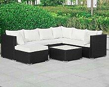 Enjoy Fit Polyrattan Gartenmöbel Sitzgruppe