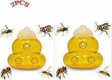 Enjoyfeel 3Pack Wespenfalle - Wespenfänger,
