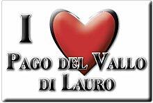 Enjoymagnets Pago del Lauro Magnet Glocke (AV)