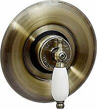 ENKI Duscharmatur mit Thermostat Aufputz verborgen