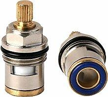 Enki Küche Waschbecken Bad Wasserhahn Ceramic Disc Cartridge Hot Cold Ventile Ersatz 2271