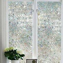 Enko 3D Statische Fensterfolie Dekorfolie