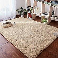 Enkoo Kurze Pile rutschfeste großen Teppich für