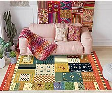 Enkoo Schlafzimmer Nachttisch Teppich Teppich