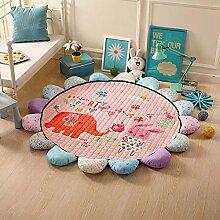 Enkoo Teppich-Teppiche Krabbeldecke für