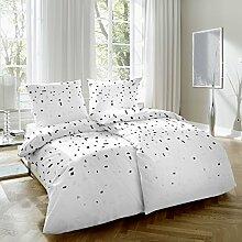 Enrico Coss Bettwäsche Geo 1 Bettbezug 135x200 cm