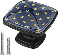 Enten, Schrankknopf 4-teilige Schublade Küche