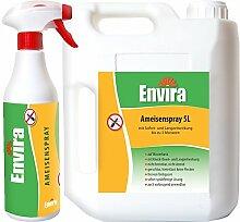 ENVIRA Ameisen bekämpfen 500ml+5Ltr