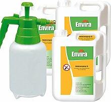 ENVIRA Ameisen Stop Mittel 3x2Ltr+Sprüher
