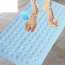Environmental Matten/WC Badezimmer Matte/Badezimmer-matten/Dusche Badematte/Badezimmer-matten-A 58x88cm(23x35inch)