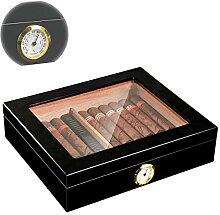 EnweIbi Humidor Zigarren, Zigarrenkiste Holz Leer