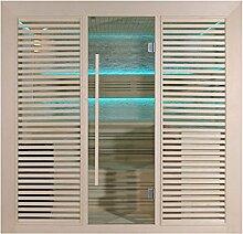EO-SPA Sauna B1402B Pappelholz/200x170/9kW EOS