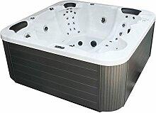 EO-SPA Whirlpool Aussenwhirlpool IN-104 Sterling