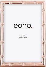 eono 10 x 15 cm Bilderrahmen, hergestellt aus