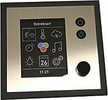 EOS Saunasteuergerät ECON H3, Bi-O