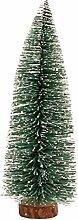 Eozy Mini Weihnachtsbaum mit Ständer Tischdeko