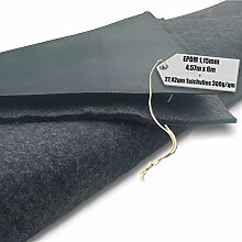 EPDM - Teichfolie Firestone 1,15mm in 6m x 4,57m +