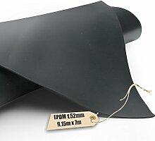 EPDM - Teichfolie Firestone 1,52mm in 7m x 9,15m