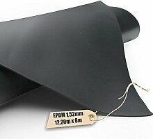 EPDM - Teichfolie Firestone 1,52mm in 8m x 12,20m