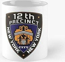 EpicwatchBands NYPD Precinct Logo 12Th Castle Best