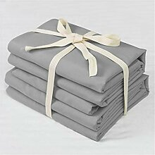 Epinki Bettwäsche Sets 3 Teilig aus Polyester,