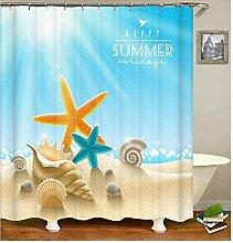 Epinki Duschvorhang Polyester Schale Design